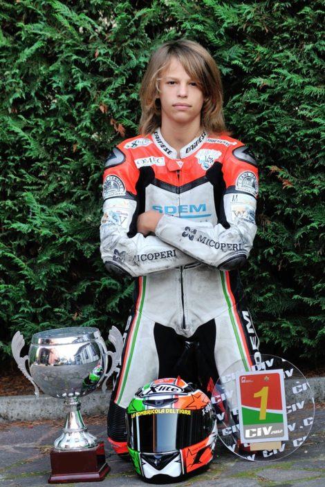 Nicolò Bulega Campione 2012
